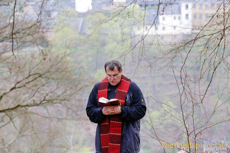 Tradition des Karfreitagssingens auch 2017 fortgesetzt