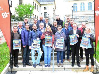 KEIMZEIT und SPLITT rocken das Greizer Park-und Schlossfest 2017