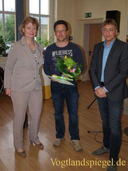 Mitgliederversammlung 2017 des Kreissportbundes Greiz