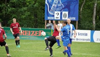 SV Blau-Weiß 90 Greiz: Heimstärke unter Beweis gestellt
