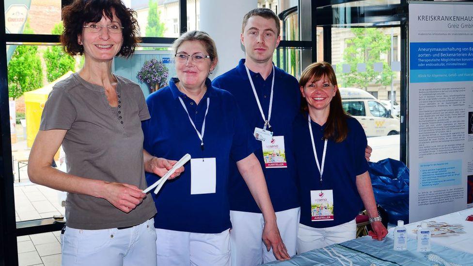 Vosenio Generationenmesse Organisatoren Ziehen Positives