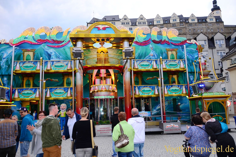 Greizer Park-und Schlossfest eröffnet