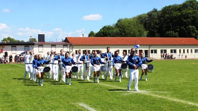 Fanfarenzug Greiz: Erfolgreich bei Landesmeisterschaft