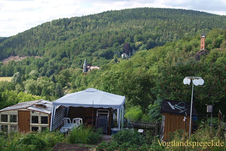 100 Jahre Kleingartengeschichte auf dem Greizer Reißberg