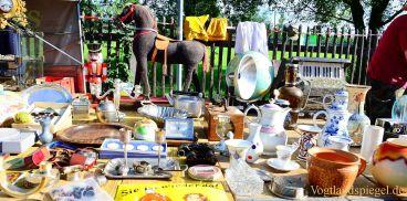 Lunziger Trödelmarkt avancierte wieder zum Besuchermagneten