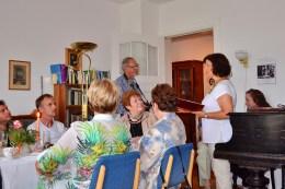 Irmengart Müller-Uri begeht heute ihren 90. Geburtstag