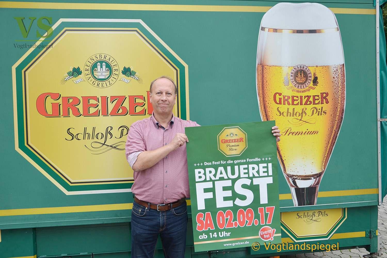 Greizer Brauereifest: Besuchermagnet für Groß und Klein