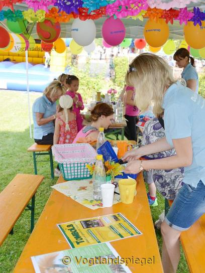 Sommerfest in Carolinenfeld: Lebensfreude und herzliches Miteinander