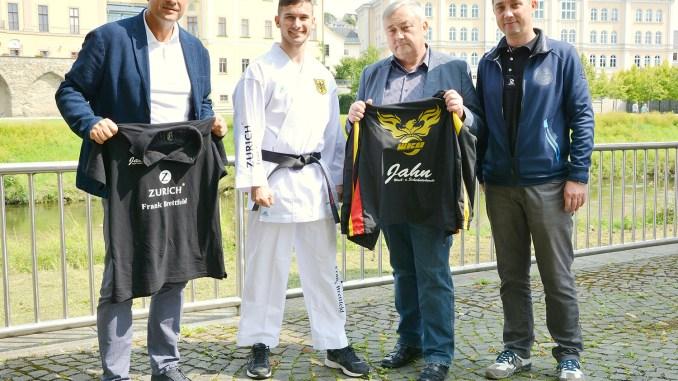 Benedikt Schult ist Vize-Weltmeister