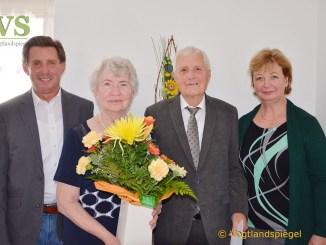 Christa und Franz Grafe begingen Fest der Diamantenen Hochzeit