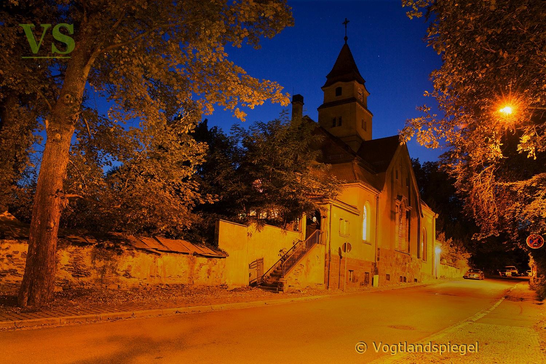 Gottesackerkirche zu Greiz