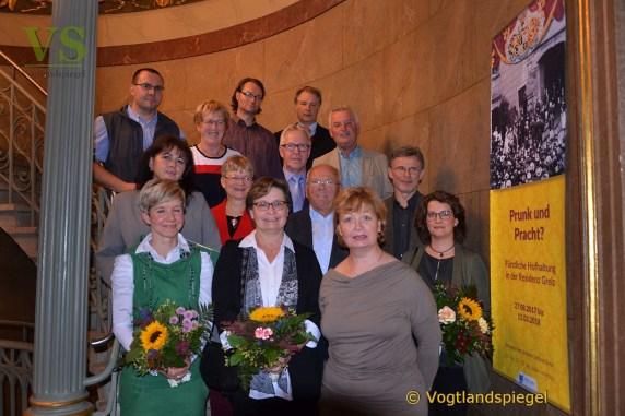 Landkreis Greiz: Vergabe des Denkmalschutzpreises 2017