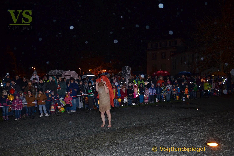 Greizer feierten das Martinsfest