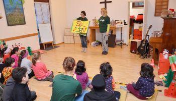 Kirche Pohlitz: Weihnachtsspezial für McTurtle Kinder