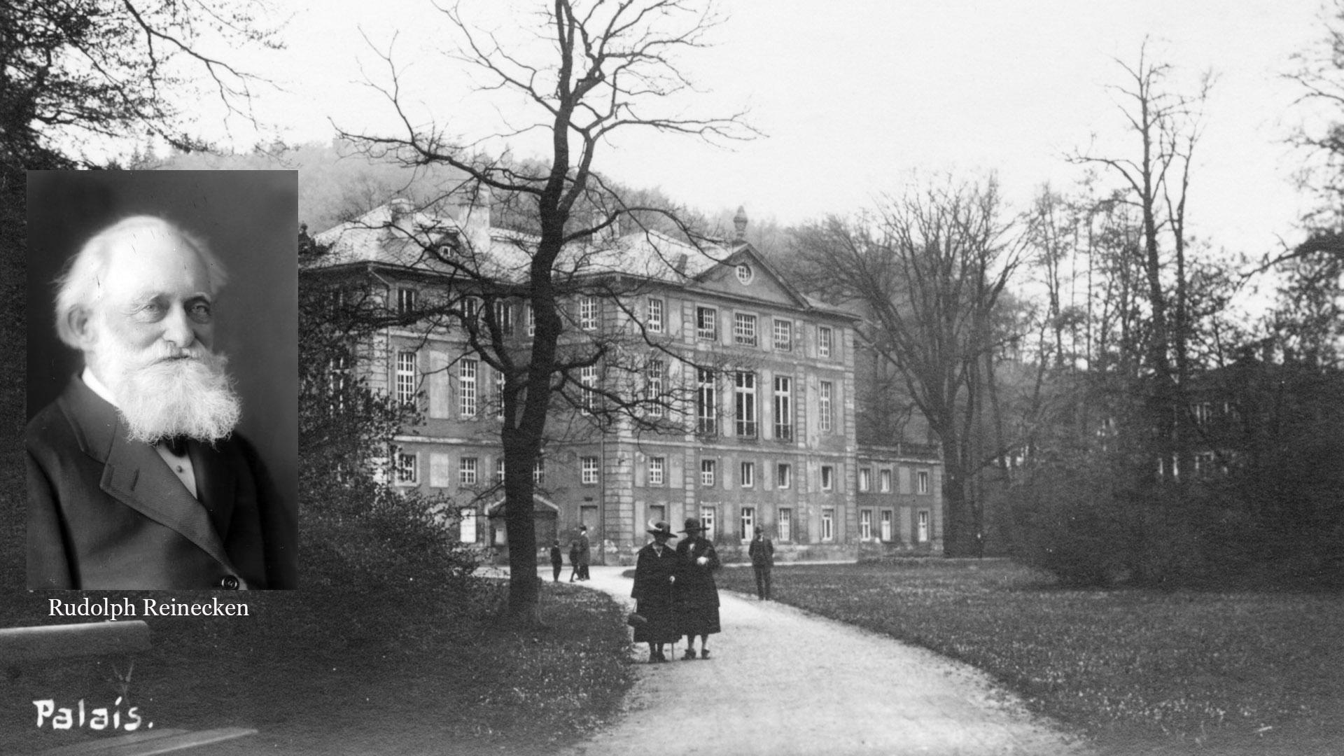 Rudolph Reinecken: Ein Leben für den Greizer Park