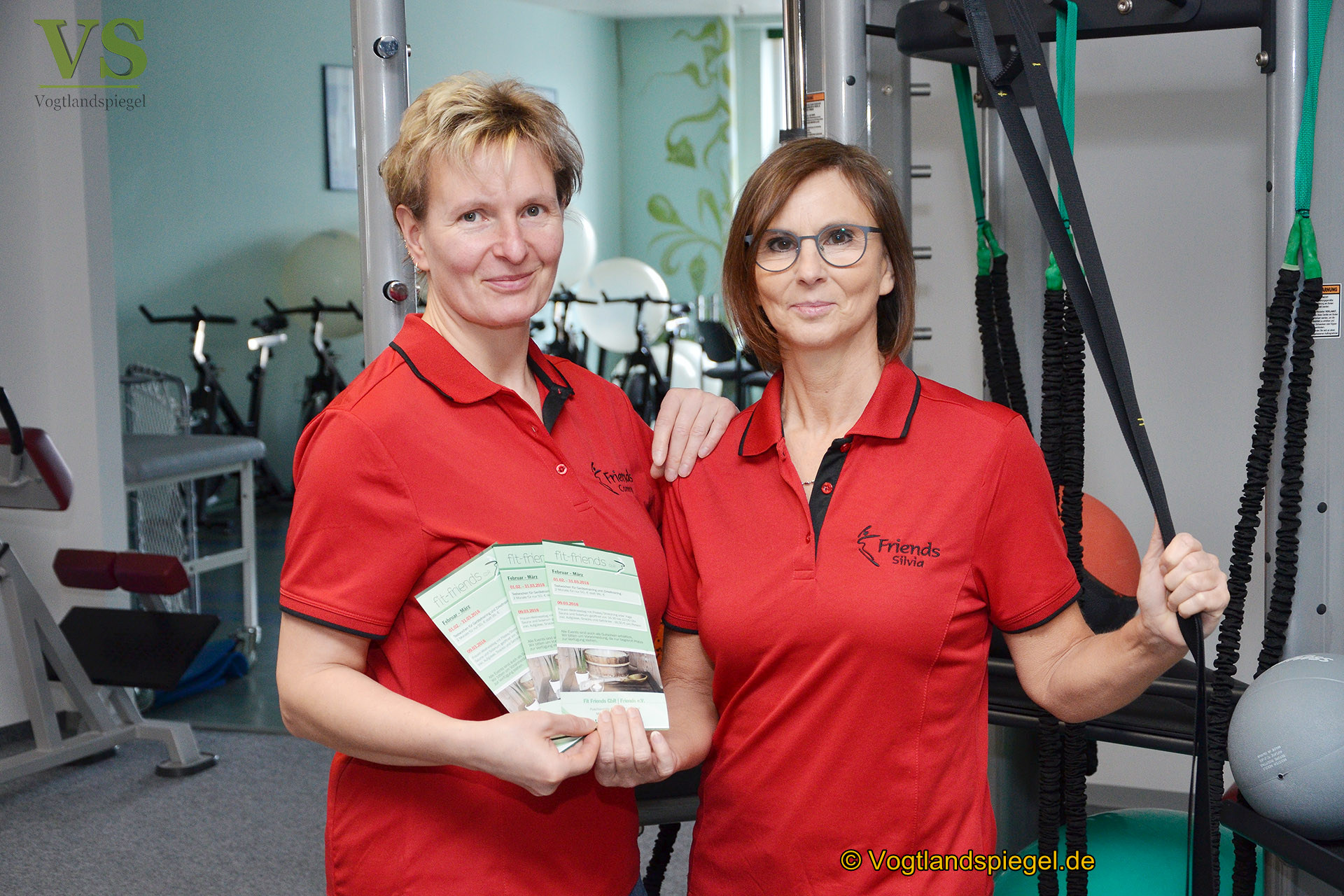 Fit-Friends-Gesundheitszentrum: Fitness wird ganz groß geschrieben