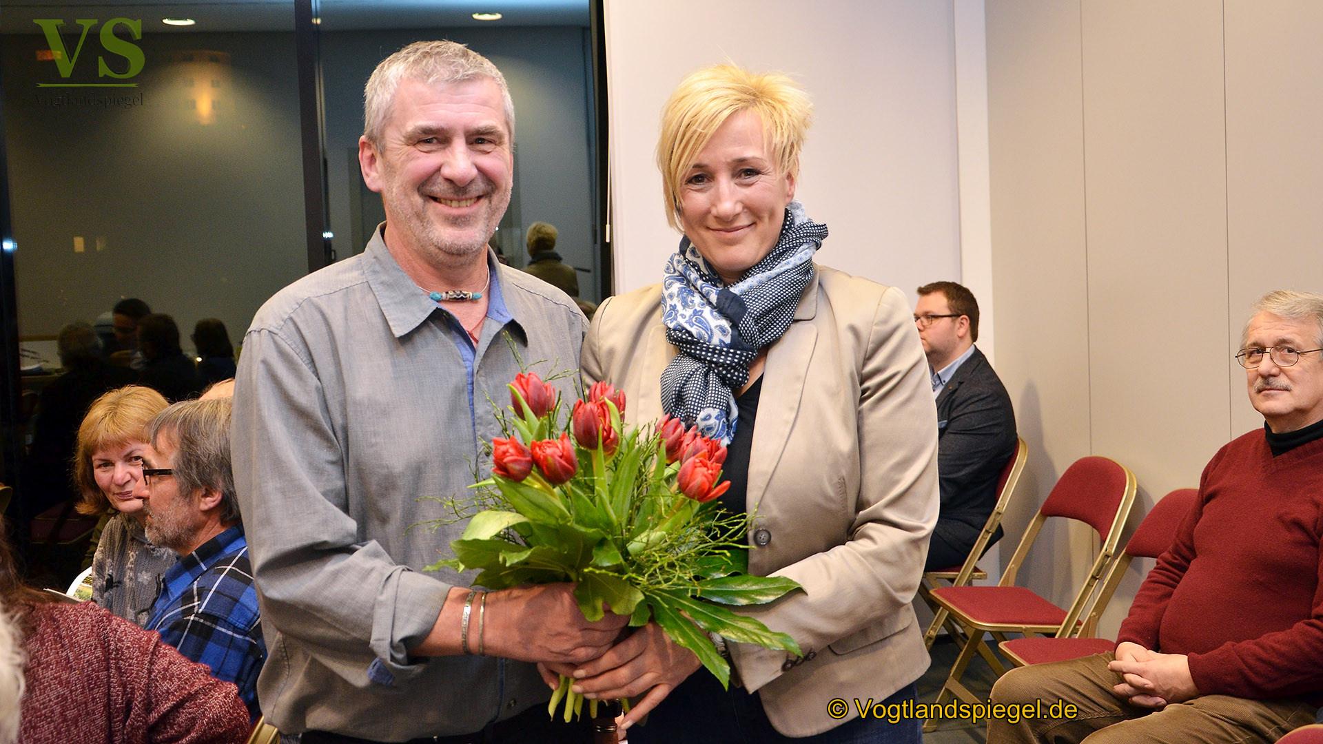Greizer SPD-Ortsverband nominiert Ines Wartenberg als Bürgermeisterkandidatin