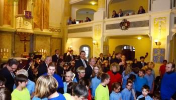 Diakonieverein Carolinenfeld: Erhebendes Benefizkonzert in Greizer Stadtkirche