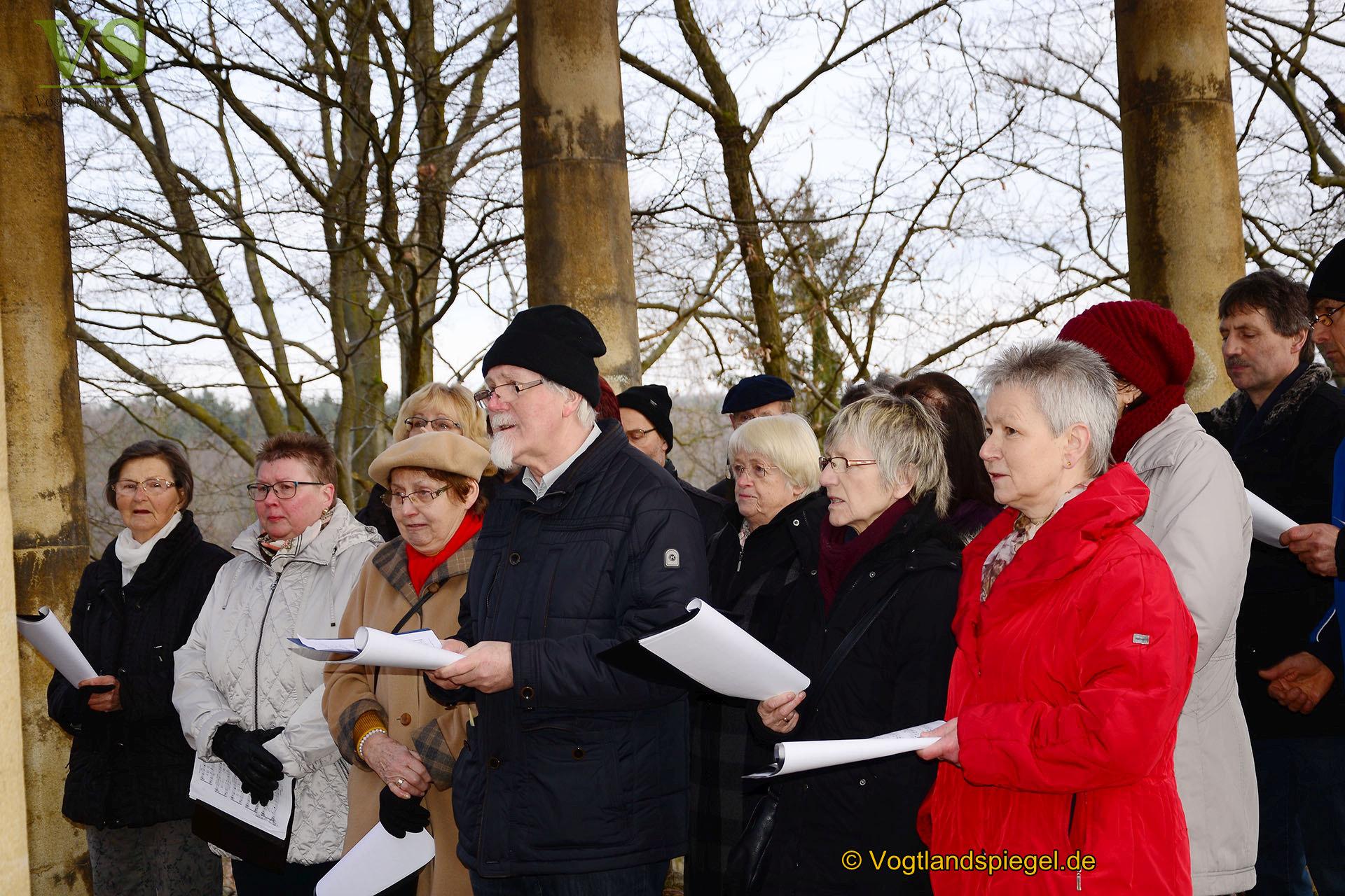 Greizer Cäcilienchor setzt Tradition des Karfreitagssingens fort