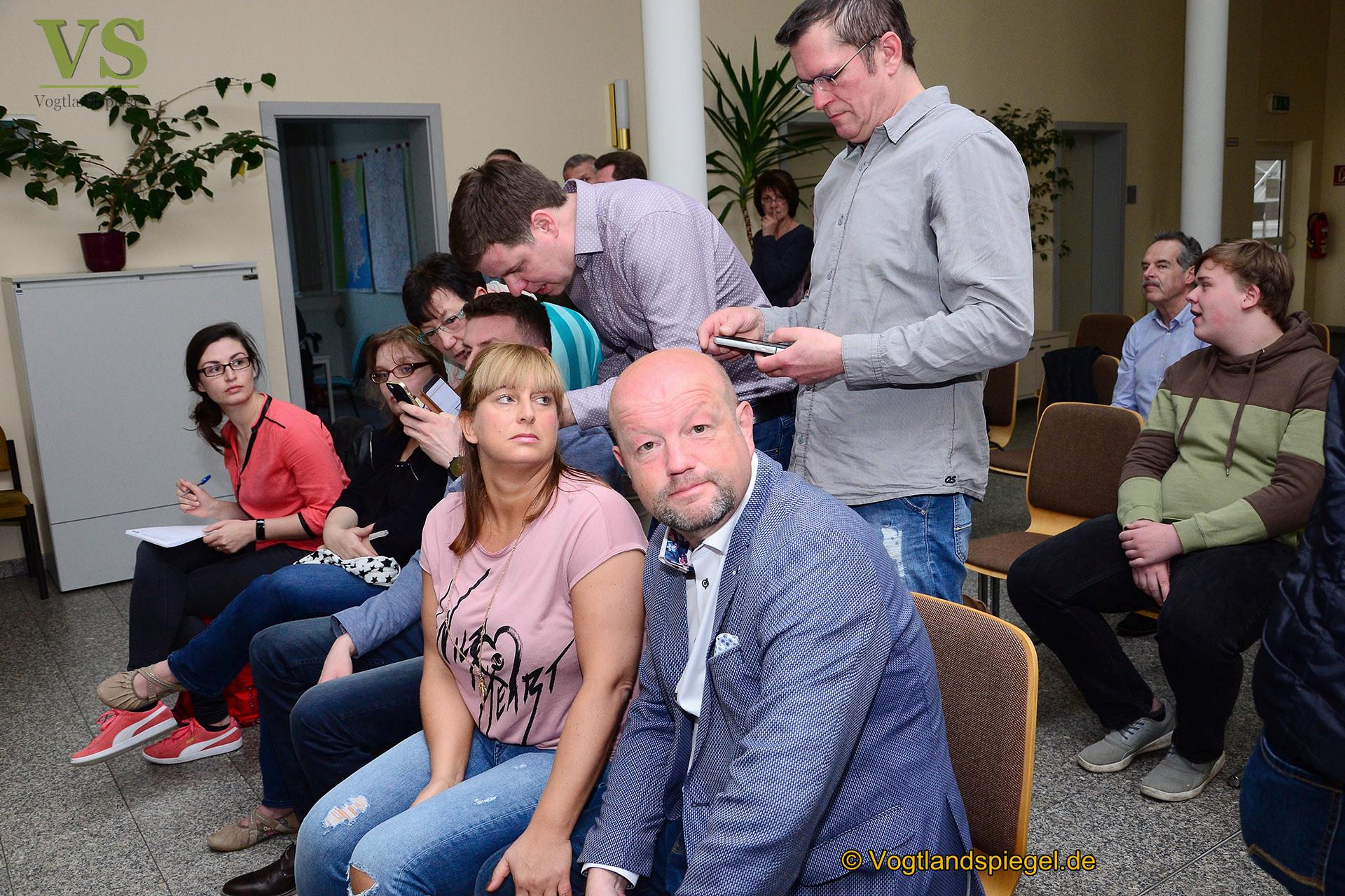 Alexander Schulze ist neuer Greizer Bürgermeister