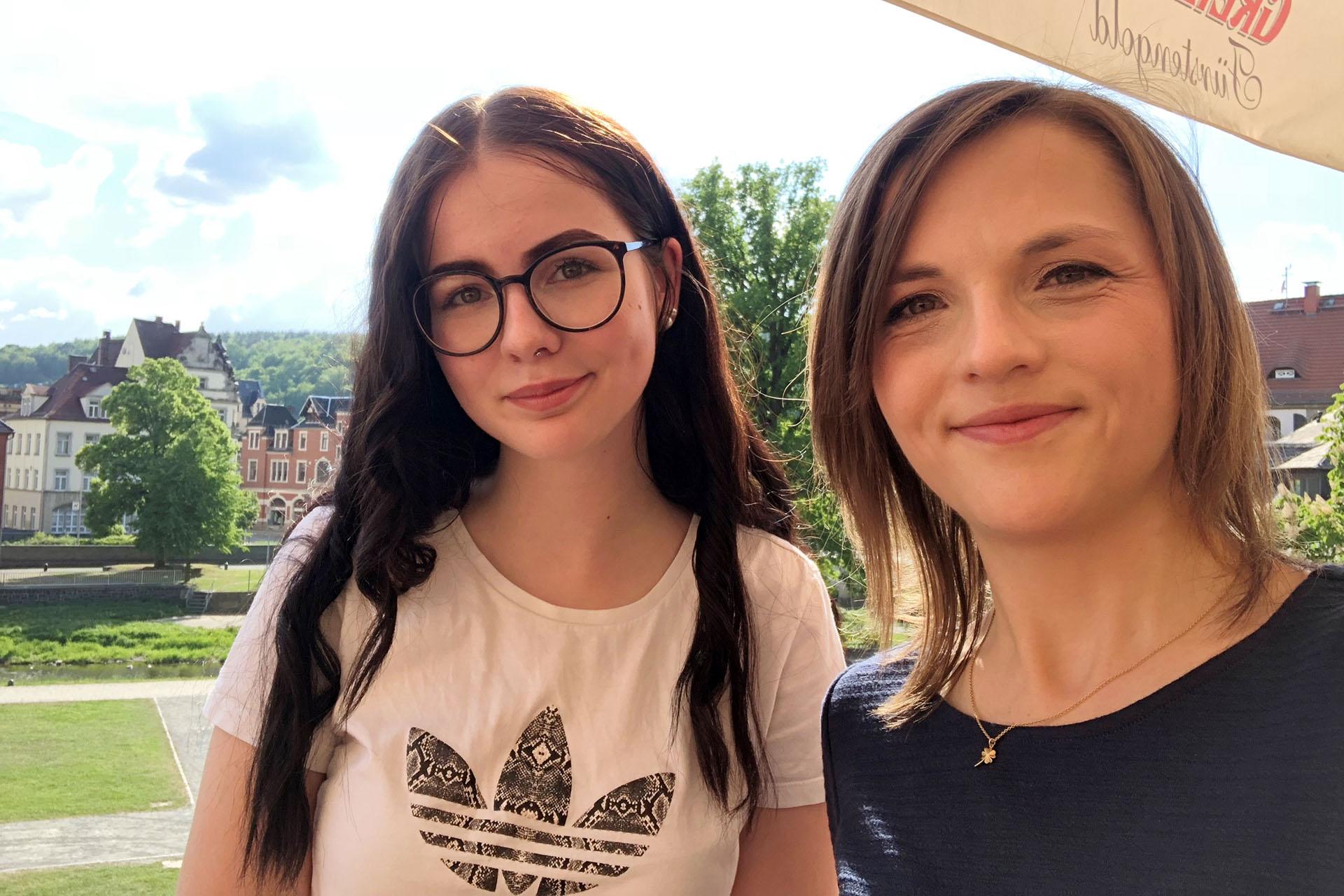 Greizer Schülerin geht für ein Jahr nach Amerika