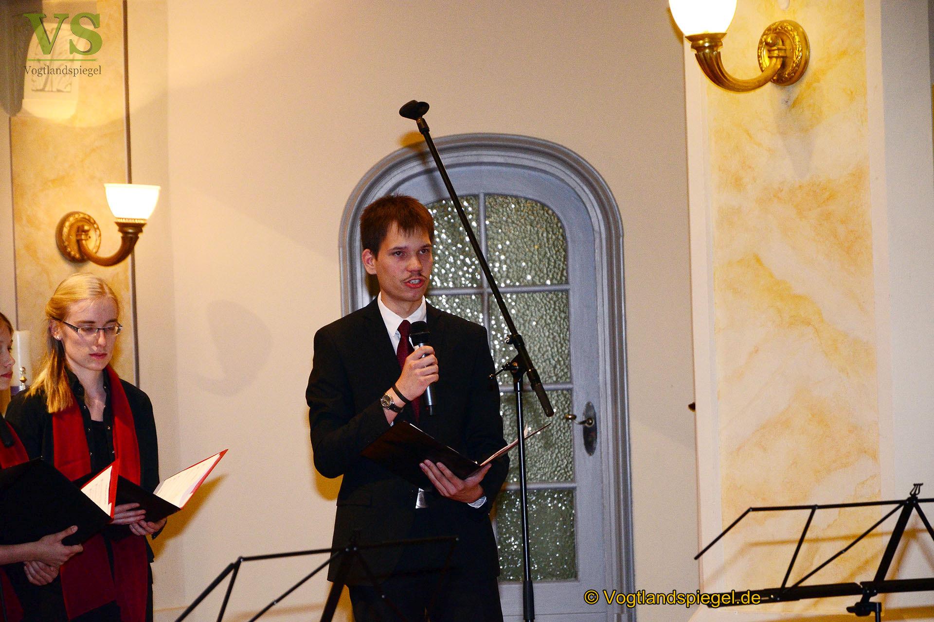 Stehende Ovationen für den Jugendchor und die Junge Hofkapelle an St. Marien