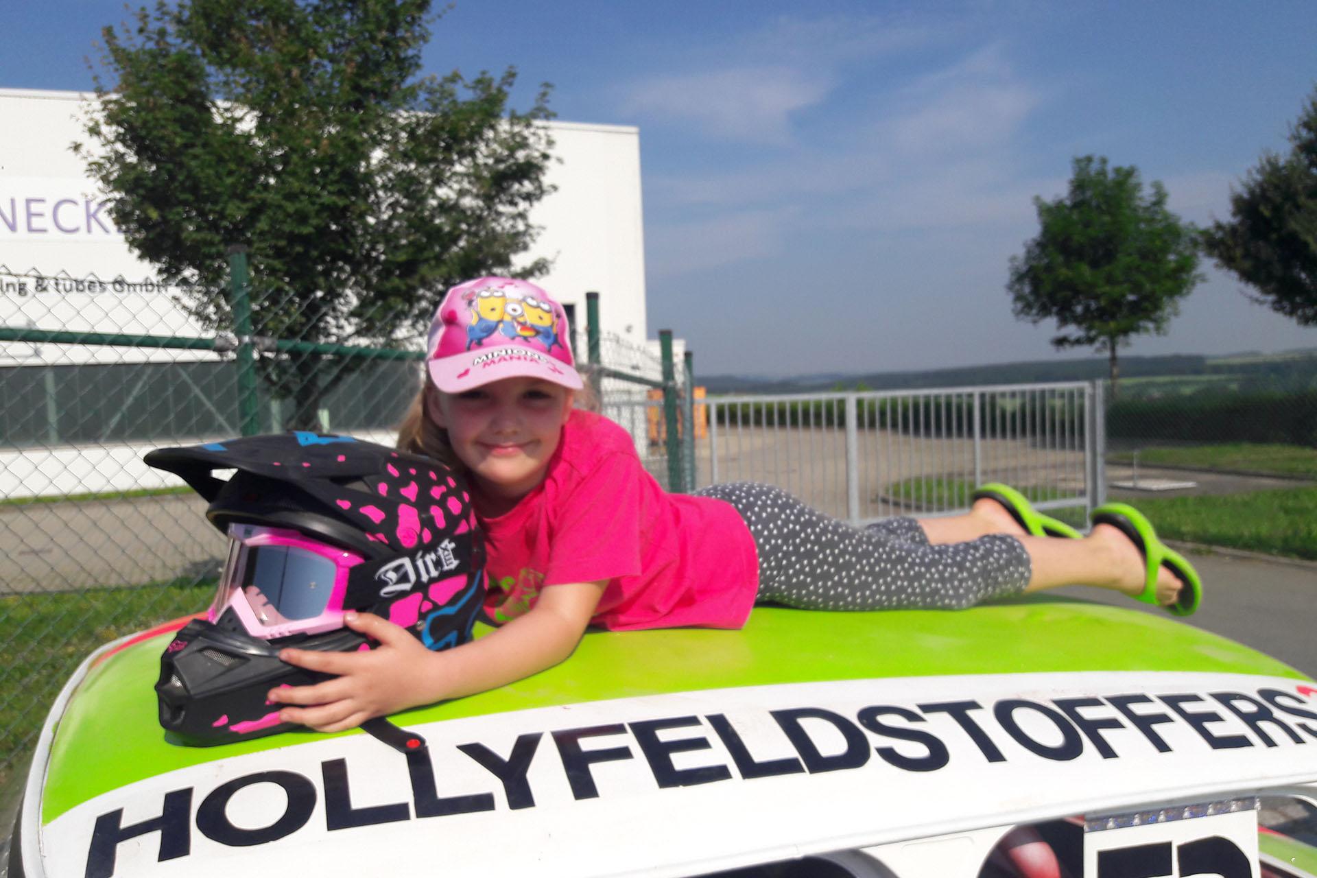 Hollyfeld Stoffers erfolgreich beim 14. Pausaer Trabirennen