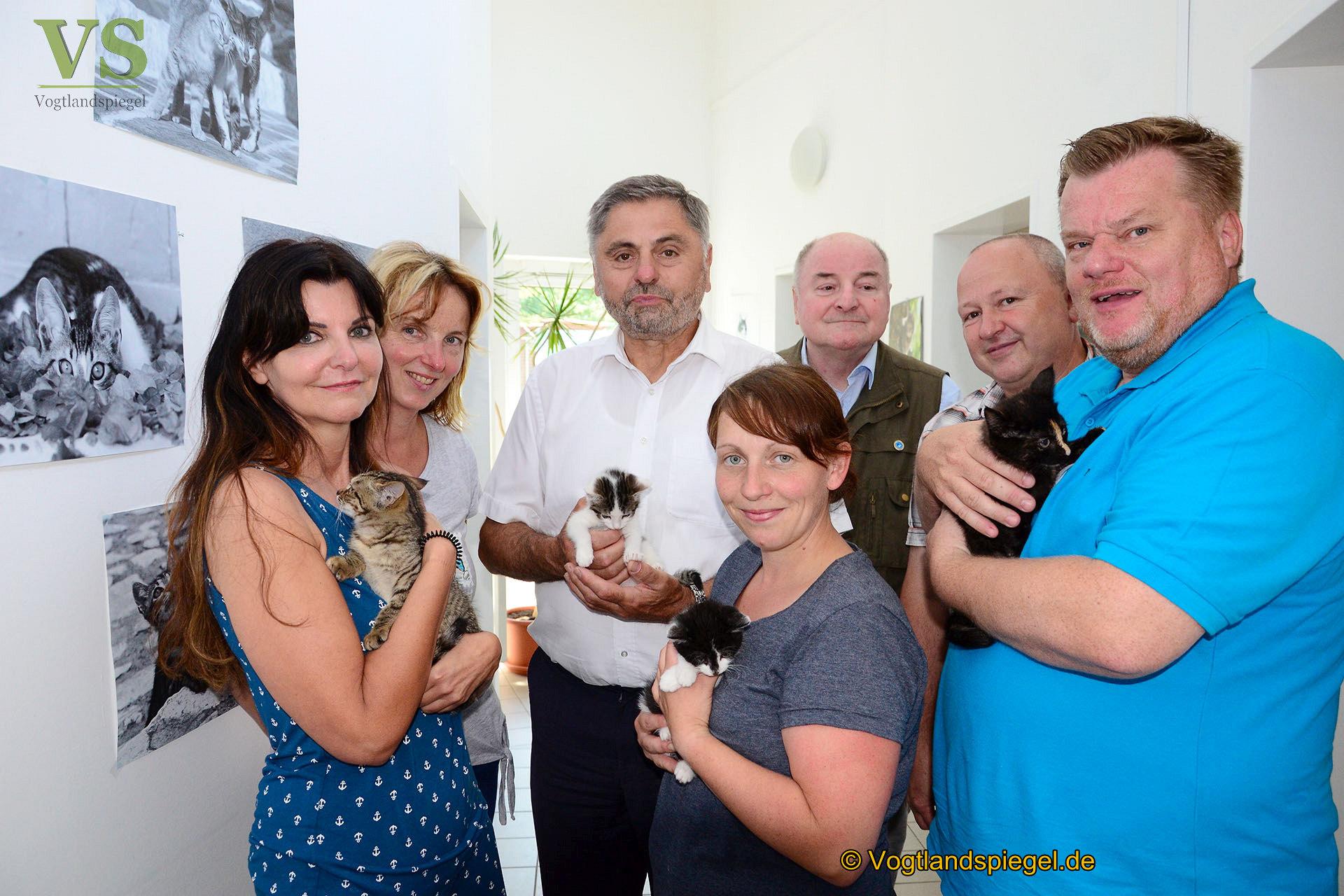 Tierheim Greiz: Zertifizierung im Fokus