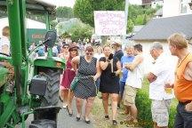 21.Traktorziehen in Nitschareuth: Und wieder siegt Rotation Schuppen