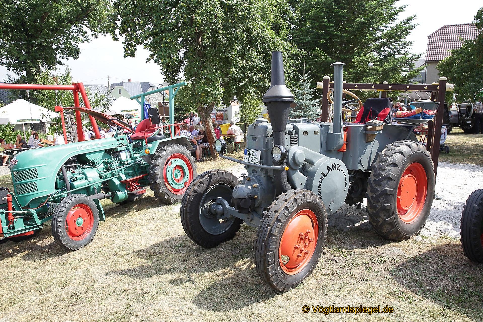 Beste Stimmung beim Sommerfest in Pansdorf