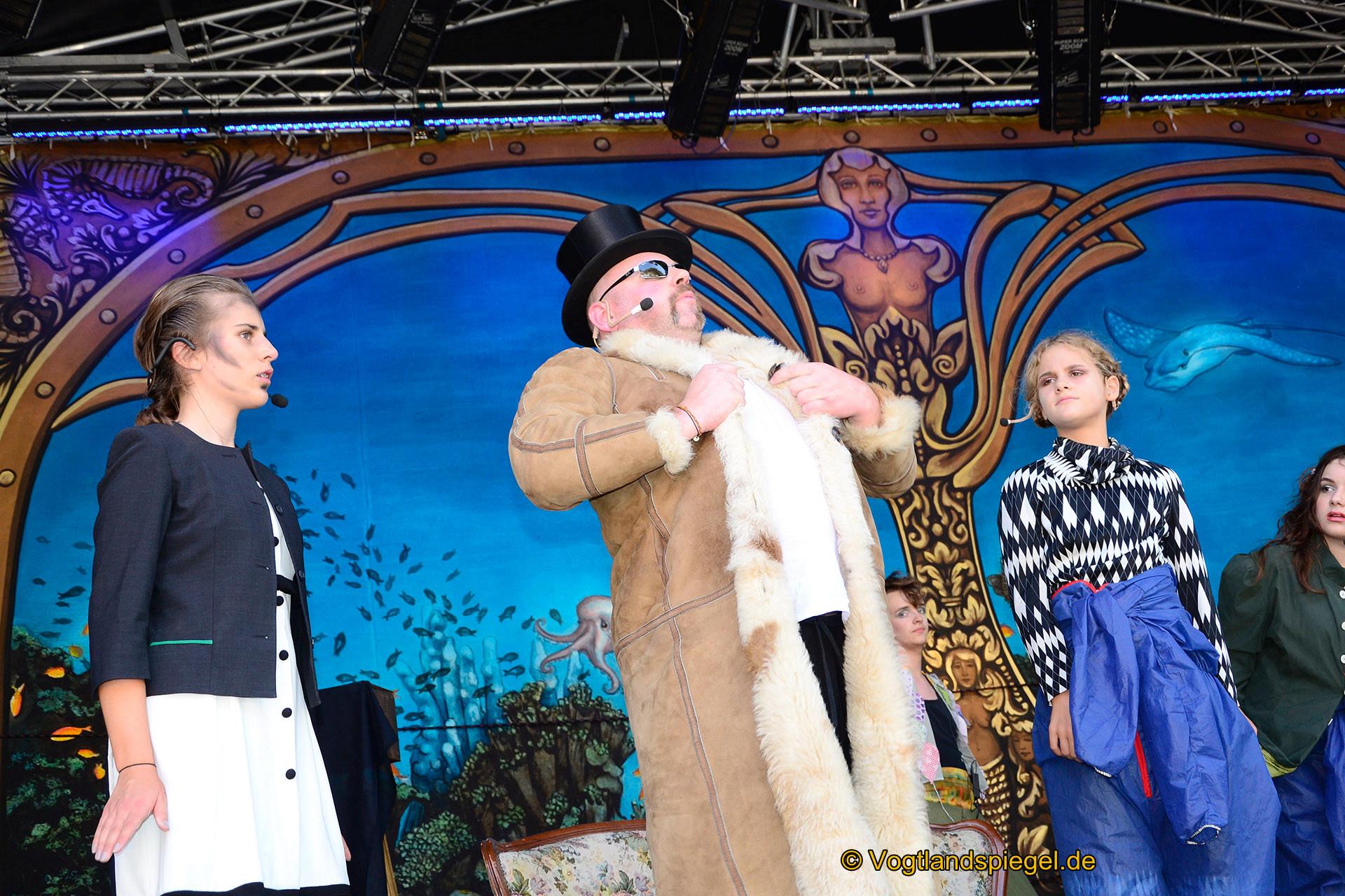 Alte Papierfabrik: Groß und Klein kommen zum traditionellen Familienfest
