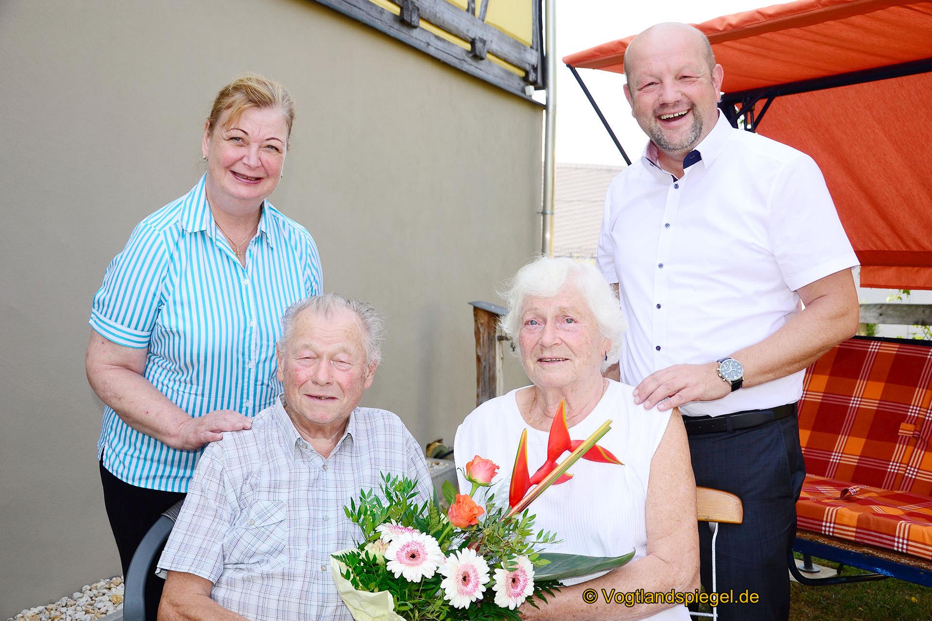 Siegfried und Erika Wagner: Noch heute Herzklopfen kostenlos
