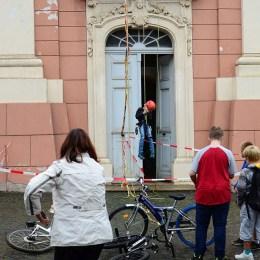 Ökumenisches Straßenfest: Schönes Miteinander von Jung und Alt