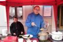 Greizer Vereine kochen nach internationalen Rezepten für einenguten Zweck