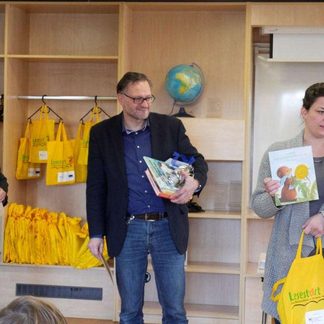 Blick ins Vogtland: Vorlesetag 2018 im benachbarten Reichenbach gut besucht