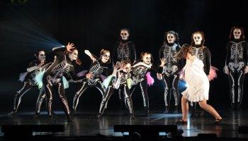 Der Tanzsportverein Greiz hat zu einer großen Gala in die Vogtlandhalle eingeladen.