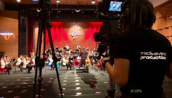 Onlinevideo der Vogtland Philharmonie erzeugt viel Aufmerksamkeit