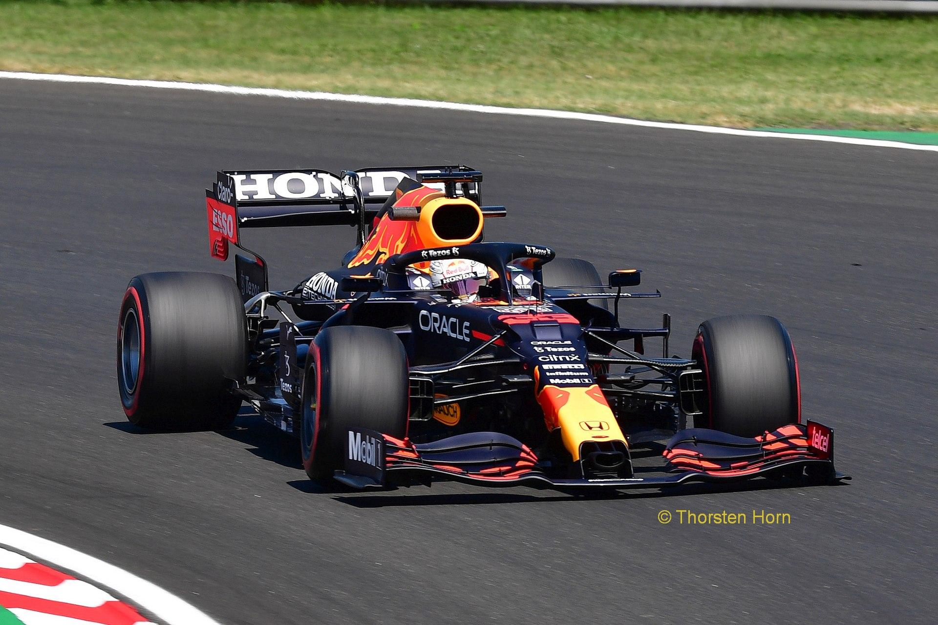 Heim-Grand Prix in Zandvoort