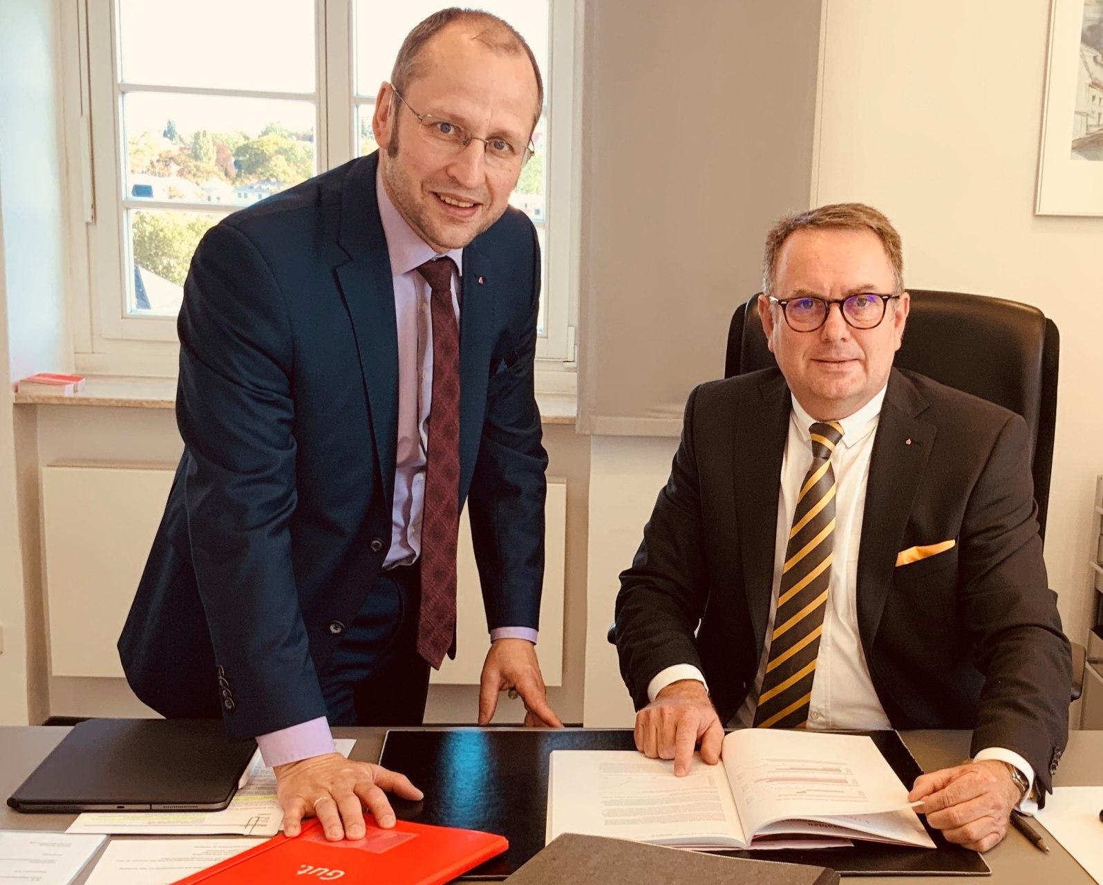 Vorstand Sparkasse Gera-Greiz