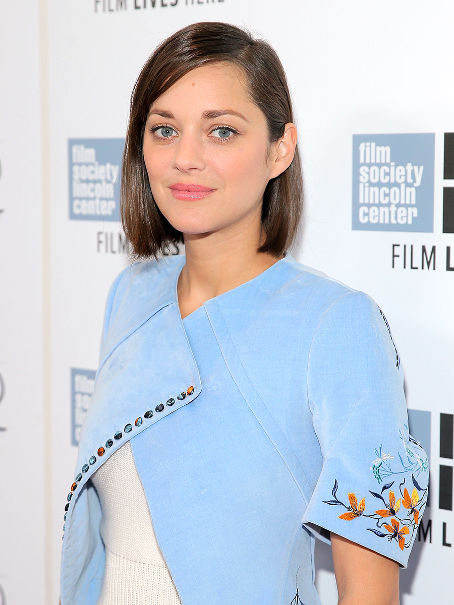 Marion Cotillard And The Timeless Appeal Of The Blunt Bob