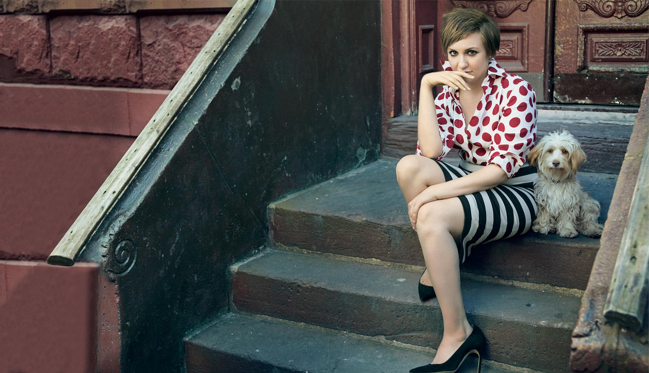 Lena Dunham Explains Her Passion For Reproductive Choice
