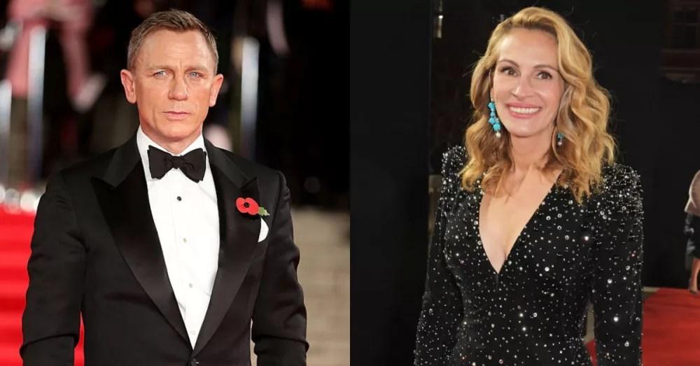 Daniel Craig and Julia Roberts (Photo: Getty Images)