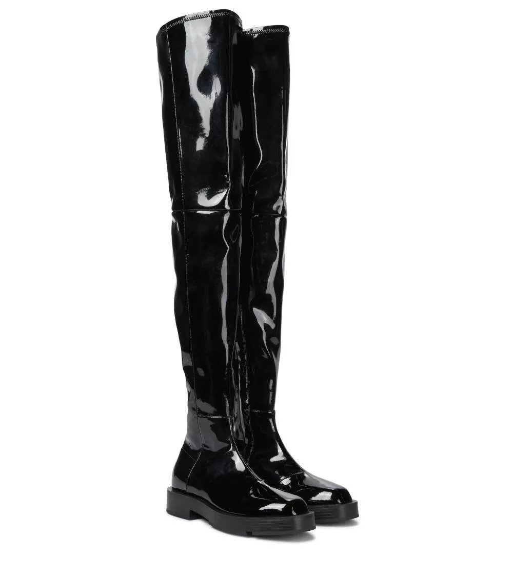Givenchy Over-Knee Boots (Photo: press materials)
