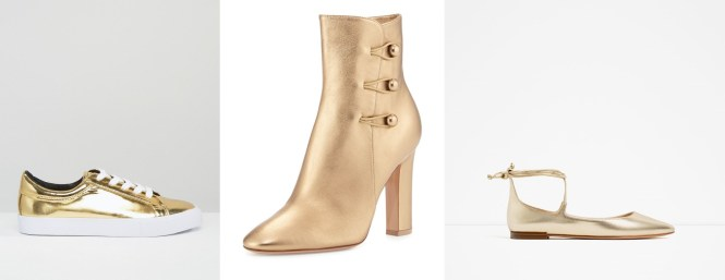 Left to right: ASOS, Gianvito Rossi, ZARA