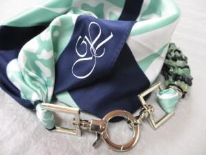I foulard gioiello di Giovanna Lovece
