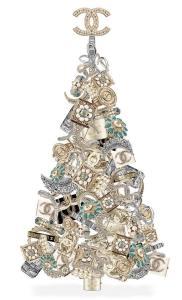 Albero Natale chanel