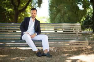 Roma Web Fest - Edoardo Alaimo protagonista del fashion film in concorso