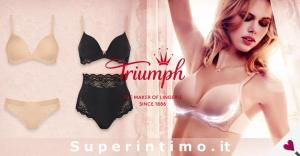 Superintimo propone la nuovissima Linea Magic Wire by Triumph