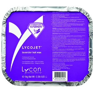 Lycojet Lavender Hard Wax at Vogue Beauty