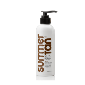 Mancine Summer Tan Self-Action Lotion